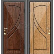 Входная металлическая дверь 01-65