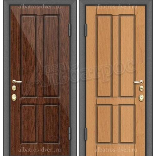 Входная металлическая дверь модель 01-04