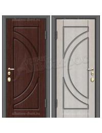 Входная металлическая дверь 01-68