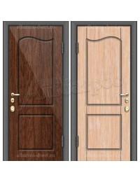 Входная металлическая дверь 01-74