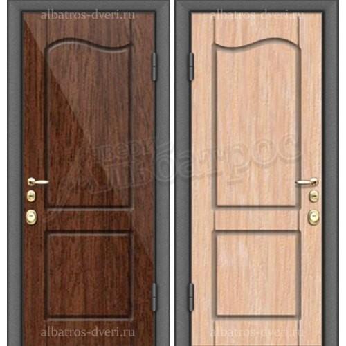 Входная металлическая дверь модель 01-74
