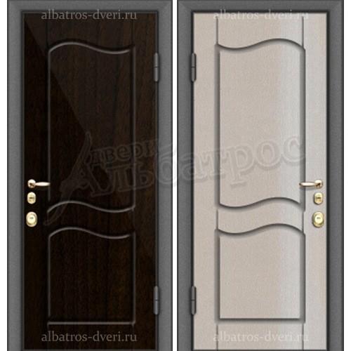 Входная металлическая дверь модель 01-75