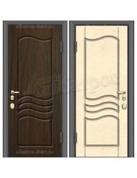 Входная металлическая дверь 01-76