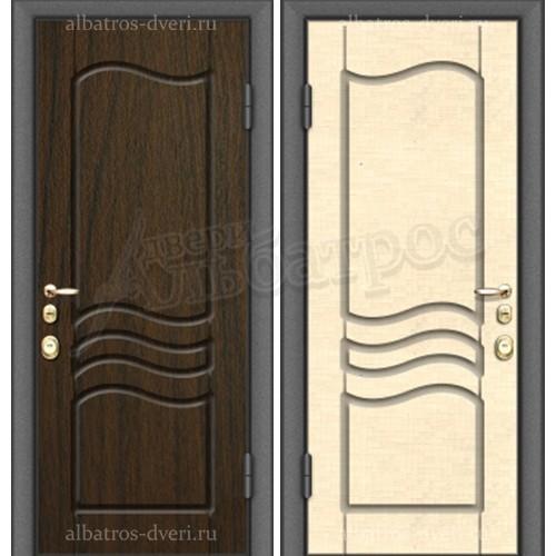Входная металлическая дверь модель 01-76