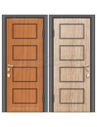 Входная металлическая дверь 02-20