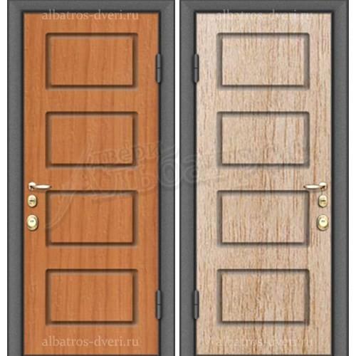 Входная металлическая дверь модель 02-20