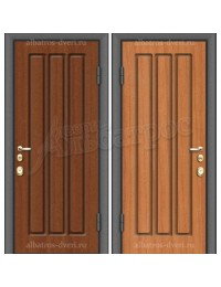 Входная металлическая дверь 02-21