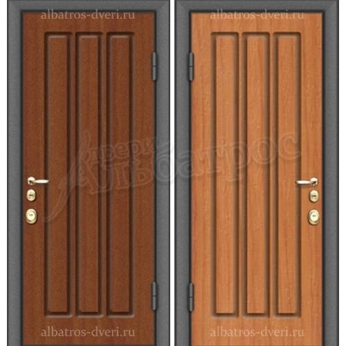 Входная металлическая дверь модель 02-21