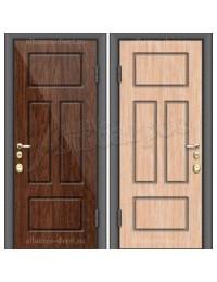 Входная металлическая дверь 02-22