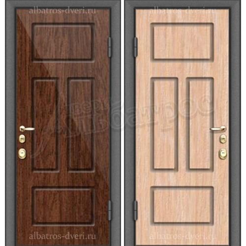Входная металлическая дверь модель 02-22