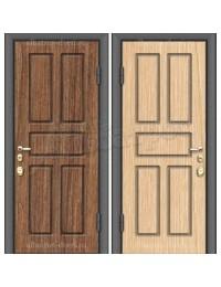 Входная металлическая дверь 02-24