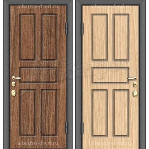 Входная металлическая дверь модель 02-24
