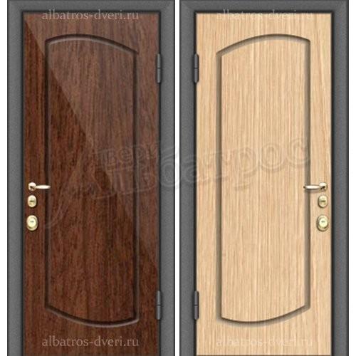 Входная металлическая дверь модель 02-28