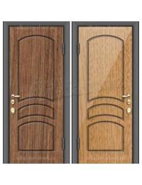 Входная металлическая дверь 02-29