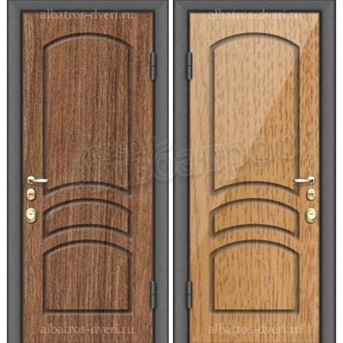 Входная металлическая дверь модель 02-29