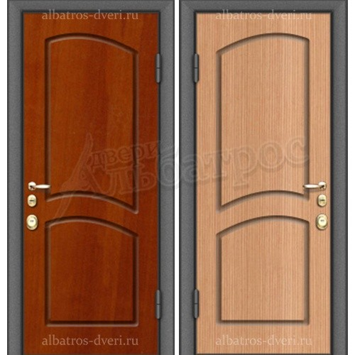 Входная металлическая дверь модель 02-30