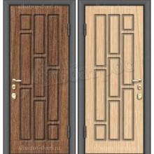 Входная металлическая дверь 02-34