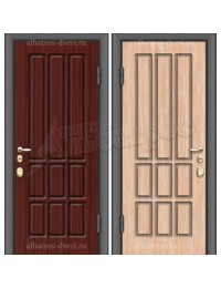 Входная металлическая дверь 02-35