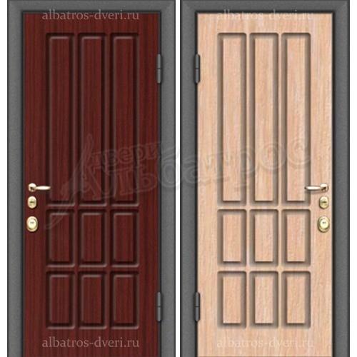 Входная металлическая дверь модель 02-35
