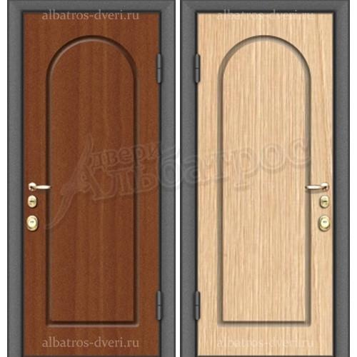 Входная металлическая дверь модель 02-36