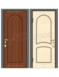 Входная металлическая дверь 02-37