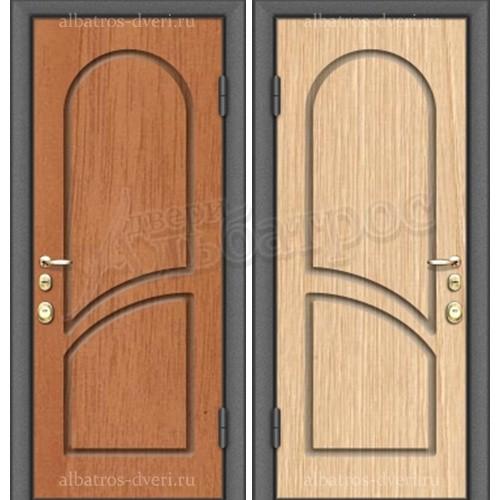 Входная металлическая дверь модель 02-38