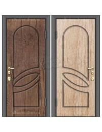 Входная металлическая дверь 02-39