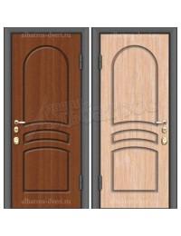 Входная металлическая дверь 02-42
