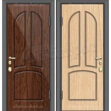 Входная металлическая дверь 02-43