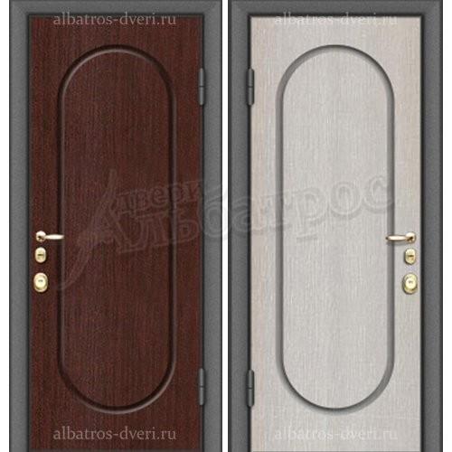 Входная металлическая дверь модель 02-45