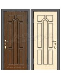 Входная металлическая дверь 02-48