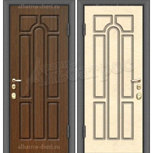 Входная металлическая дверь модель 02-48