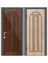 Входная металлическая дверь 02-49
