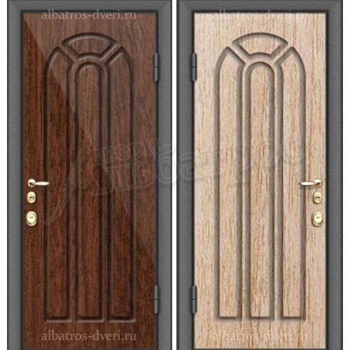 Входная металлическая дверь модель 02-49