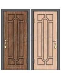 Входная металлическая дверь 02-50