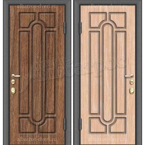 Входная металлическая дверь модель 02-50