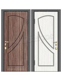 Входная металлическая дверь 02-51