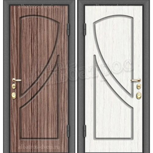 Входная металлическая дверь модель 02-51