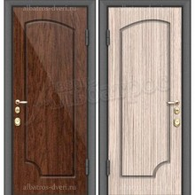 Входная металлическая дверь 02-52