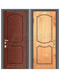 Входная металлическая дверь 02-53