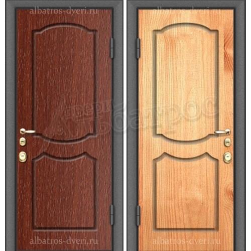 Входная металлическая дверь модель 02-53