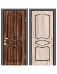 Входная металлическая дверь 02-54