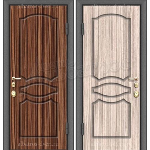 Входная металлическая дверь модель 02-54