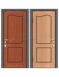 Входная металлическая дверь 02-55