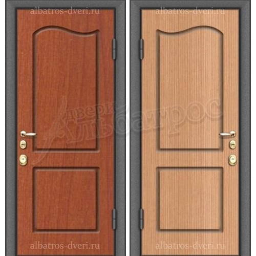 Входная металлическая дверь модель 02-55