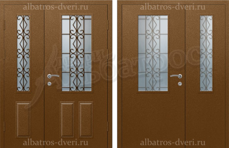 Входная металлическая дверь 06-90