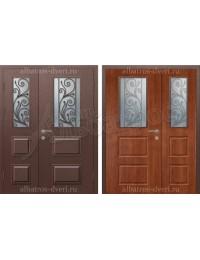 Входная металлическая дверь 06-91
