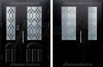 Входная металлическая дверь 06-93