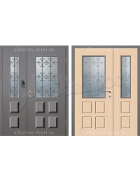 Входная металлическая дверь 06-94