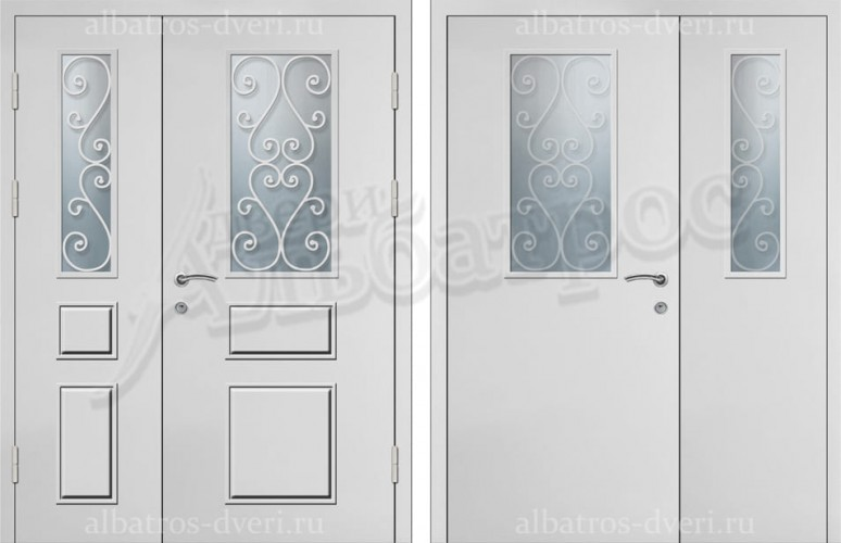 Входная металлическая дверь 06-95
